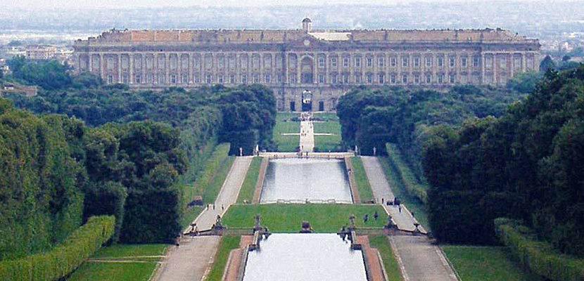 Caserta y su castillo